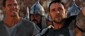 Il gladiatore streaming di Ridley Scott con Russell Crowe, Joaquin Phoenix, Connie Nielsen, Oliver Reed, Richard Harris 67 frasi citazioni e dialoghi