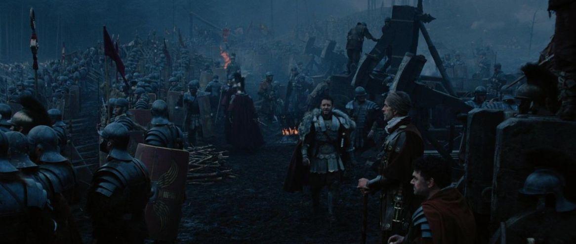 Il gladiatore streaming di Ridley Scott con Russell Crowe, Joaquin Phoenix, Connie Nielsen, Oliver Reed, Richard Harris 78 citazioni e dialoghi
