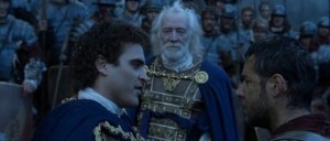 Il gladiatore streaming di Ridley Scott con Russell Crowe, Joaquin Phoenix, Connie Nielsen, Oliver Reed, Richard Harris commodus frasi citazioni e dialoghi