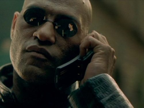 Laurence Fishburne parla di Matrix 4