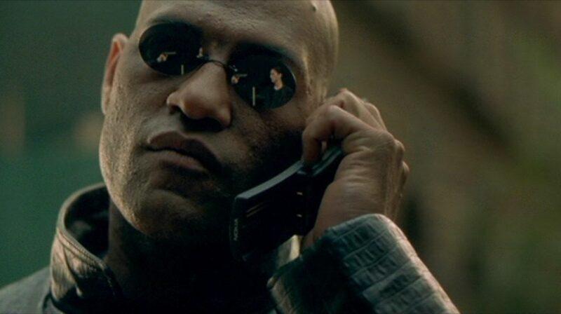 Laurence Fishburne parla di Matrix 4
