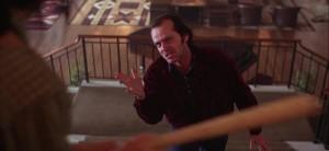 Shining streaming di Stanley Kubrick con Jack Nicholson, Shelley Duvall, Danny Lloyd, Scatman Crothers, Barry Nelson, Philip Stone, Joe Turkel 73 frasi citazioni e dialoghi