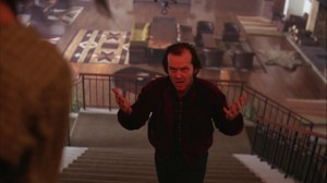 Shining streaming di Stanley Kubrick con Jack Nicholson, Shelley Duvall, Danny Lloyd, Scatman Crothers, Barry Nelson, Philip Stone, Joe Turkel 74 frasi citazioni e dialoghi