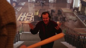 Shining streaming di Stanley Kubrick con Jack Nicholson, Shelley Duvall, Danny Lloyd, Scatman Crothers, Barry Nelson, Philip Stone, Joe Turkel 75 frasi citazioni e dialoghi