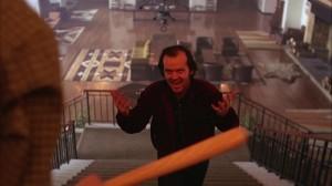 Shining streaming di Stanley Kubrick con Jack Nicholson, Shelley Duvall, Danny Lloyd, Scatman Crothers, Barry Nelson, Philip Stone, Joe Turkel 75 frasi citazioni e dialoghi