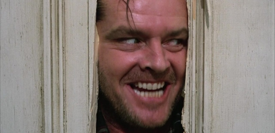 Shining frasi citazioni e dialoghi streaming di Stanley Kubrick con Jack Nicholson, Shelley Duvall, Danny Lloyd, Scatman Crothers, Barry Nelson, Philip Stone, Joe Turkel 92