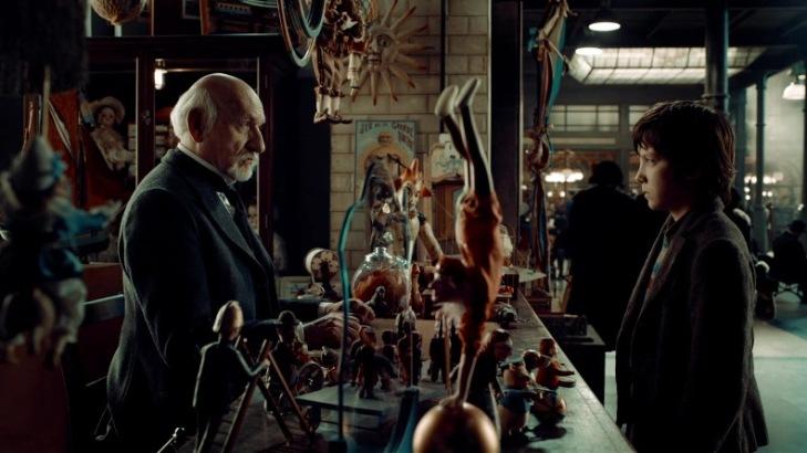 Hugo Cabret di Martin Scorsese, scheda film, recensione, Ben Kingsley, Sacha Baron Cohen, Christopher Lee