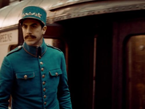 Arriva Borat 2