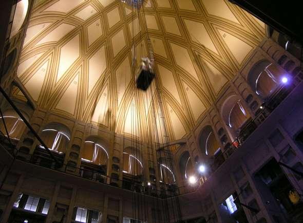 Mappa film girati a Torino Museo Nazionale del Cinema Mole Antonelliana