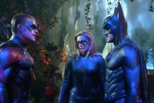 Tutti gli errori presenti in Batman & Robin