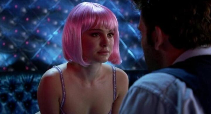 Gli striptese più famosi della storia del cinema, Closer, Natalie Portman