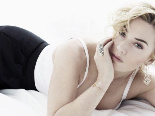 Kate Winslet e il suo particolare toupet, cioè una parrucca pubica