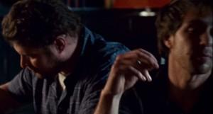 Soffocare (Choke) Clark Gregg con Sam Rockwell, Anjelica Huston, Kelly MacDonald, Brad William Henke, Gillian Jacobs streaming 28 colonna sonora soundtrack