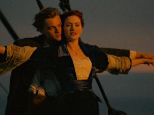 Kate Winslet e la premiere di Titanic sfortunata