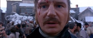 Gangs of New York Martin Scorsese con Leonardo DiCaprio, Daniel Day-Lewis, Cameron Diaz, Jim Broadbent, John C. Reilly, Henry Thomas, Liam Neeson streaming 0 Gangs of New York frasi dialoghi e citazioni