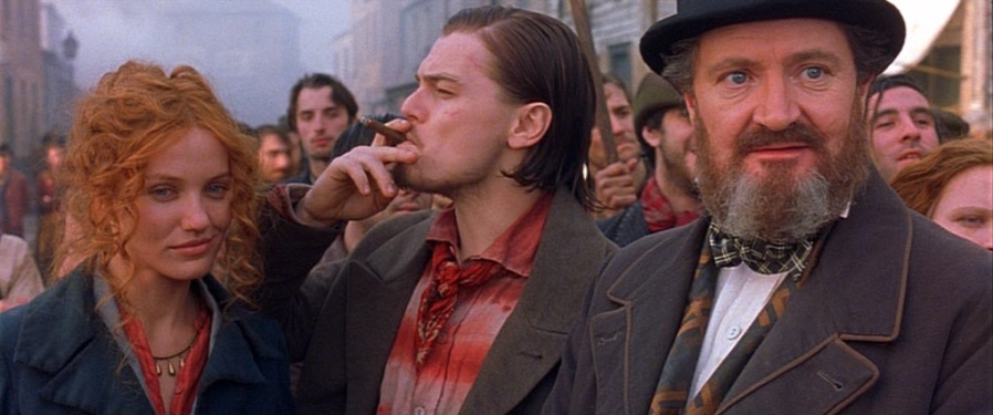 Gangs of New York Martin Scorsese con Leonardo DiCaprio, Daniel Day-Lewis, Cameron Diaz, Jim Broadbent, John C. Reilly, Henry Thomas, Liam Neeson streaming 011 Gangs of New York frasi e citazioni