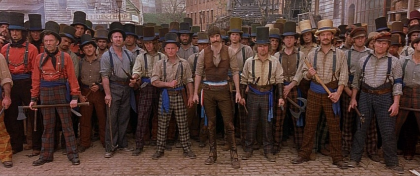 Gangs of New York Martin Scorsese con Leonardo DiCaprio, Daniel Day-Lewis, Cameron Diaz, Jim Broadbent, John C. Reilly, Henry Thomas, Liam Neeson streaming 018 Gangs of New York frasi e citazioni
