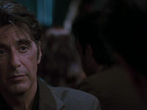 La scena del dialogo tra Robert De Niro e Al Pacino in Heat – La sfida