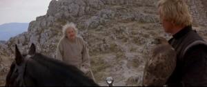 Ladyhawke Richard Donner con Michelle Pfeiffer, Rutger Hauer, Matthew Broderick, Leo McKern, John Wood, Alfred Molina streaming 28 Ladyhawke frasi dialoghi e citazioni
