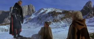 Ladyhawke Richard Donner con Michelle Pfeiffer, Rutger Hauer, Matthew Broderick, Leo McKern, John Wood, Alfred Molina streaming 43 Ladyhawke frasi e citazioni