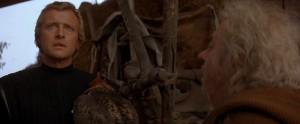 Ladyhawke Richard Donner con Michelle Pfeiffer, Rutger Hauer, Matthew Broderick, Leo McKern, John Wood, Alfred Molina streaming 52 Ladyhawke frasi dialoghi e citazioni