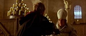 Ladyhawke Richard Donner con Michelle Pfeiffer, Rutger Hauer, Matthew Broderick, Leo McKern, John Wood, Alfred Molina streaming 78 Ladyhawke frasi e citazioni