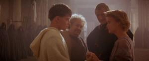 Ladyhawke Richard Donner con Michelle Pfeiffer, Rutger Hauer, Matthew Broderick, Leo McKern, John Wood, Alfred Molina streaming 97 Ladyhawke frasi e citazioni