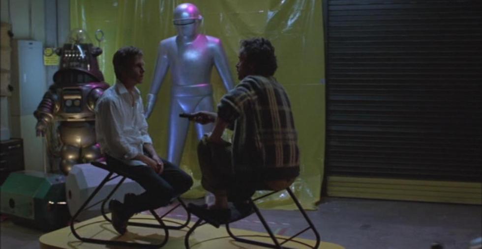 Bambola Meccanica Modello Cherry 2000, Melanie Griffith, Steve De Jarnatt, recensione, citazioni, dialoghi