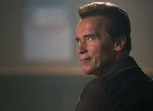 Arnold Schwarzenegger rende omaggio a Shad Gaspard