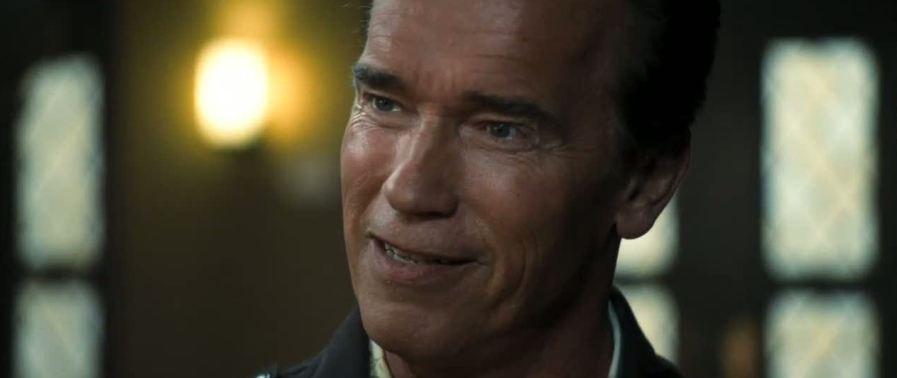 Tutti come Schwarzy Arnold Schwarzenegger