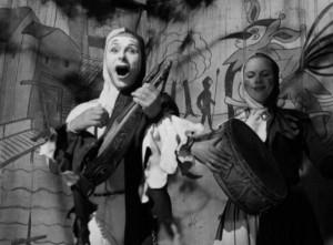 Il settimo sigillo (Det Sjunde Inseglet) Ingmar Bergman Max von Sydow, Gunnar Björnstrand, Gunnel Lindblom, Bengt Ekerot, Bibi Andersson streaming 012 Il settimo sigillo citazioni, dialoghi e frasi