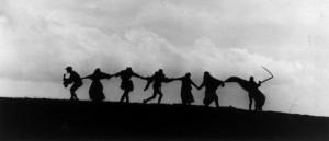 Il settimo sigillo (Det Sjunde Inseglet) Ingmar Bergman Max von Sydow, Gunnar Björnstrand, Gunnel Lindblom, Bengt Ekerot, Bibi Andersson streaming 02 Il settimo sigillo citazioni, dialoghi e frasi
