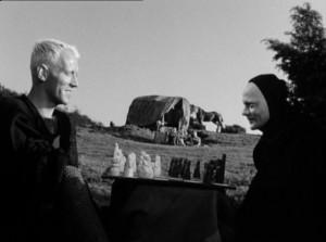 Il settimo sigillo (Det Sjunde Inseglet) Ingmar Bergman Max von Sydow, Gunnar Björnstrand, Gunnel Lindblom, Bengt Ekerot, Bibi Andersson streaming 023 Il settimo sigillo citazioni, dialoghi e frasi