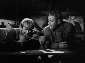 Il settimo sigillo (Det Sjunde Inseglet) Ingmar Bergman Max von Sydow, Gunnar Björnstrand, Gunnel Lindblom, Bengt Ekerot, Bibi Andersson streaming 024 Il settimo sigillo citazioni, dialoghi e frasi
