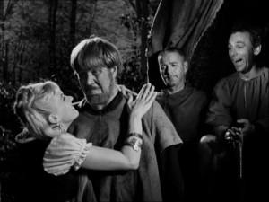 Il settimo sigillo (Det Sjunde Inseglet) Ingmar Bergman Max von Sydow, Gunnar Björnstrand, Gunnel Lindblom, Bengt Ekerot, Bibi Andersson streaming 026 Il settimo sigillo citazioni, dialoghi e frasi