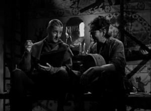 Il settimo sigillo (Det Sjunde Inseglet) Ingmar Bergman Max von Sydow, Gunnar Björnstrand, Gunnel Lindblom, Bengt Ekerot, Bibi Andersson streaming 08 Il settimo sigillo citazioni, dialoghi e frasi