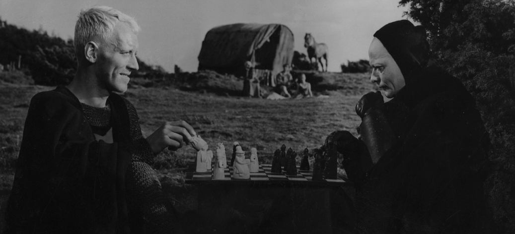Il settimo sigillo (Det Sjunde Inseglet) Ingmar Bergman Max von Sydow, Gunnar Björnstrand, Gunnel Lindblom, Bengt Ekerot, Bibi Andersson streaming 13 Il settimo sigillo citazioni, dialoghi e frasi