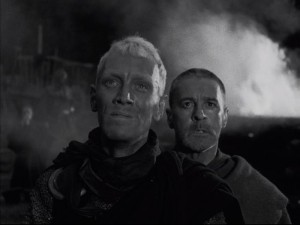 Il settimo sigillo (Det Sjunde Inseglet) Ingmar Bergman Max von Sydow, Gunnar Björnstrand, Gunnel Lindblom, Bengt Ekerot, Bibi Andersson streaming 3 Il settimo sigillo citazioni, dialoghi e frasi