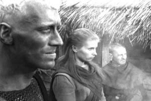 Il settimo sigillo (Det Sjunde Inseglet) Ingmar Bergman Max von Sydow, Gunnar Björnstrand, Gunnel Lindblom, Bengt Ekerot, Bibi Andersson streaming 42 Il settimo sigillo citazioni, dialoghi e frasi