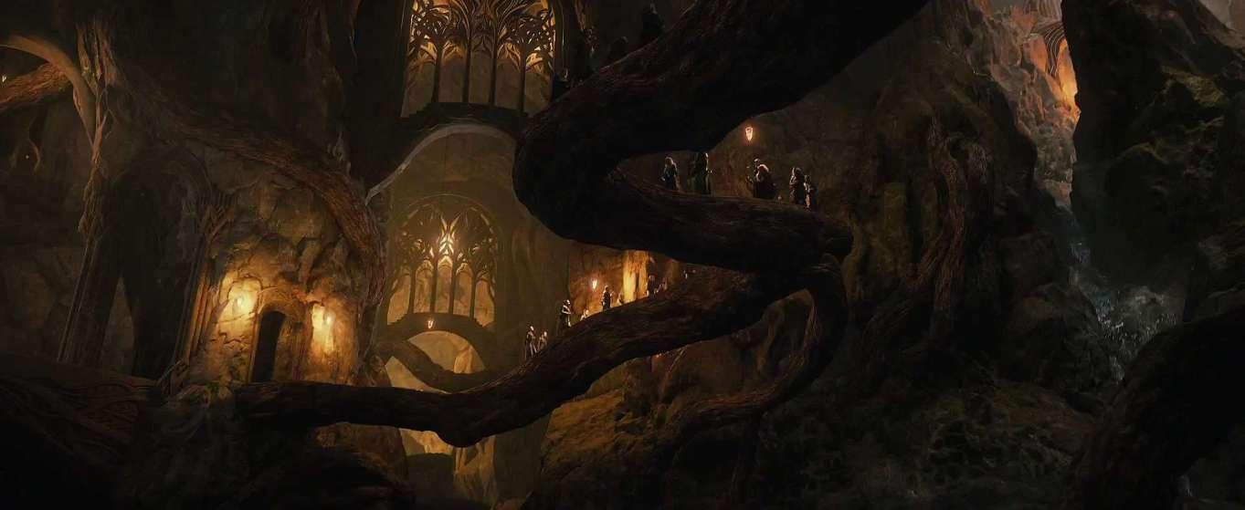 Lo Hobbit - La desolazione di Smaug di Peter Jackson con Ian McKellen, Martin Freeman, Richard Armitage, Ken Stott, Evangeline Lilly, Cate Blanchett streaming 0 Lo Hobbit La desolazione di Smaug frasi citazioni e dialoghi