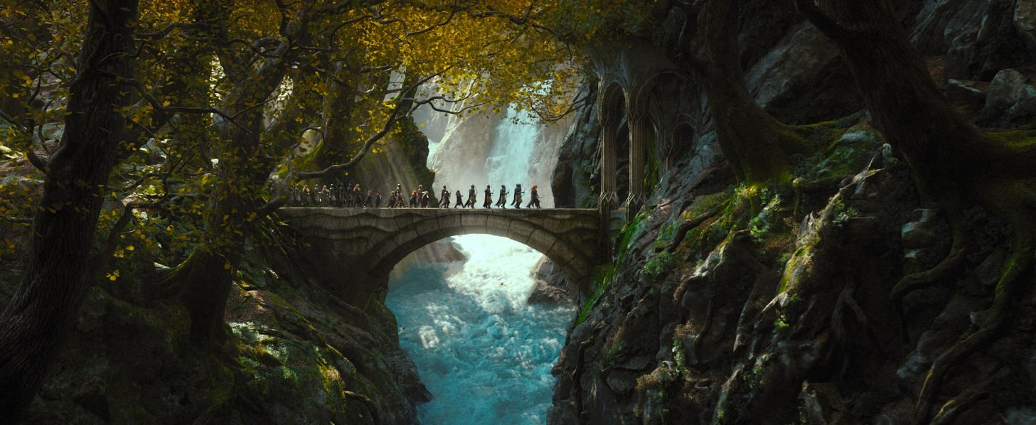 THE HOBBIT: THE DESOLATION OF SMAUG Guillermo del Toro su Il Signore degli Anelli e Game of Thrones