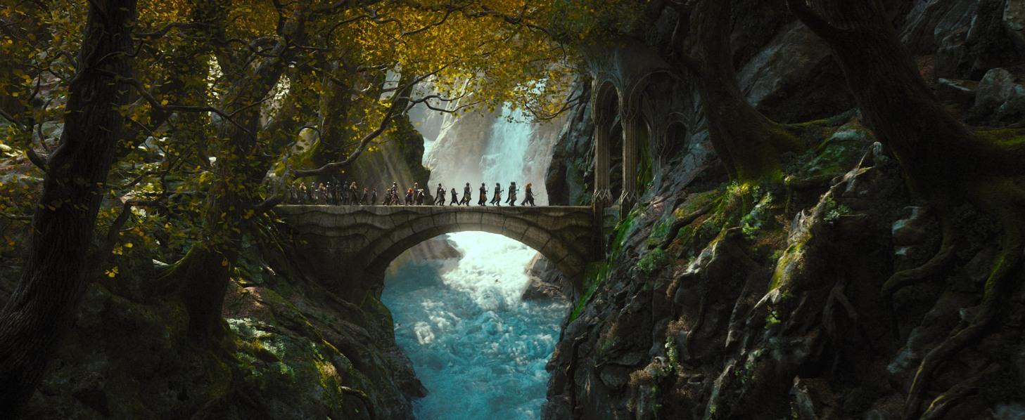 THE HOBBIT: THE DESOLATION OF SMAUG Guillermo del Toro su Il Signore degli Anelli e Game of Thrones