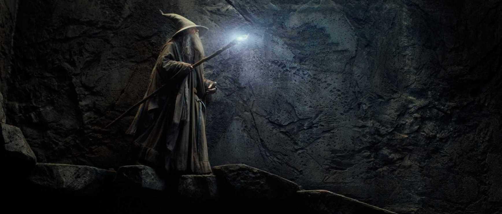 Lo Hobbit - La desolazione di Smaug di Peter Jackson con Ian McKellen, Martin Freeman, Richard Armitage, Ken Stott, Evangeline Lilly, Cate Blanchett streaming 02 Lo Hobbit La desolazione di Smaug frasi citazioni e dialoghi