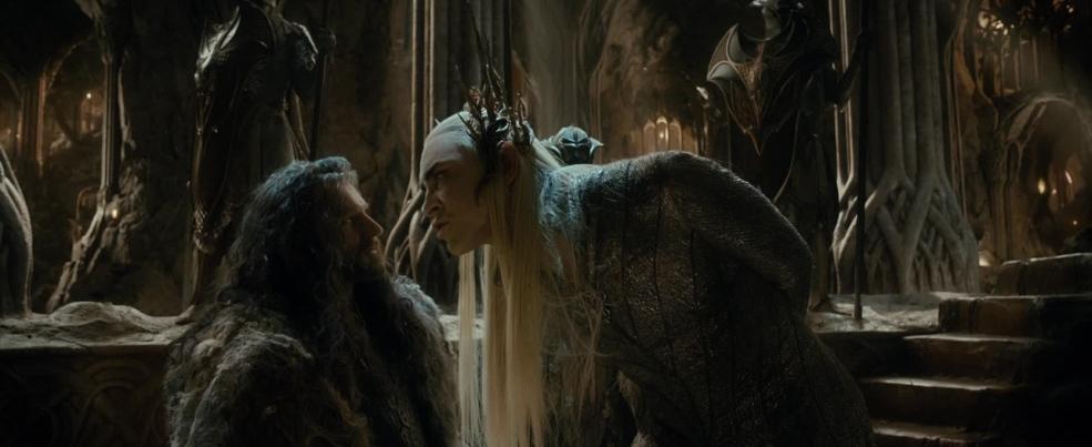 Lo Hobbit - La desolazione di Smaug di Peter Jackson con Ian McKellen, Martin Freeman, Richard Armitage, Ken Stott, Evangeline Lilly, Cate Blanchett streaming 11 Lo Hobbit La desolazione di Smaug frasi citazioni e dialoghi