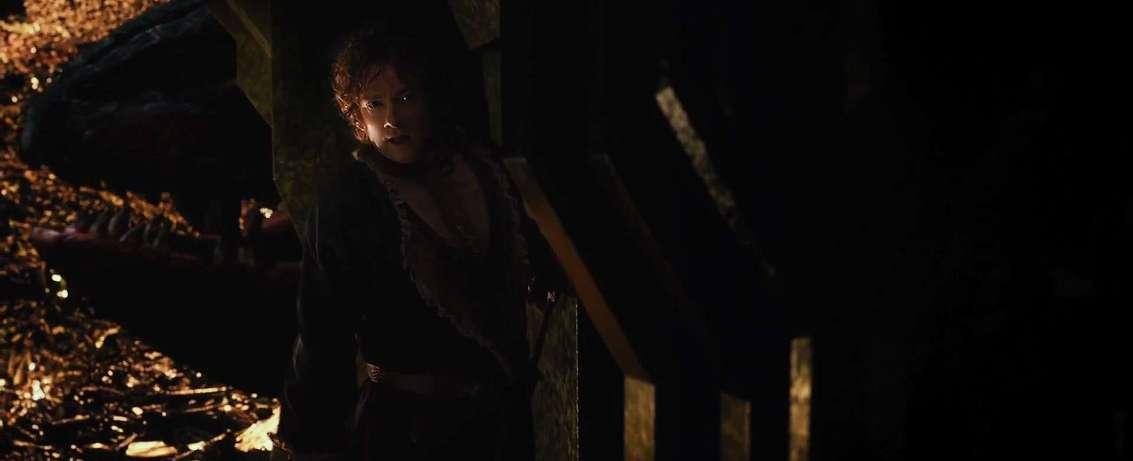 Lo Hobbit - La desolazione di Smaug di Peter Jackson con Ian McKellen, Martin Freeman, Richard Armitage, Ken Stott, Evangeline Lilly, Cate Blanchett streaming 12 Lo Hobbit La desolazione di Smaug frasi citazioni e dialoghi