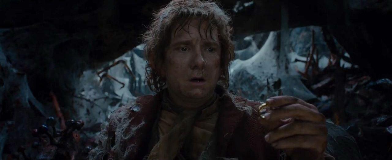 Lo Hobbit - La desolazione di Smaug di Peter Jackson con Ian McKellen, Martin Freeman, Richard Armitage, Ken Stott, Evangeline Lilly, Cate Blanchett streaming 16 Lo Hobbit La desolazione di Smaug frasi citazioni e dialoghi