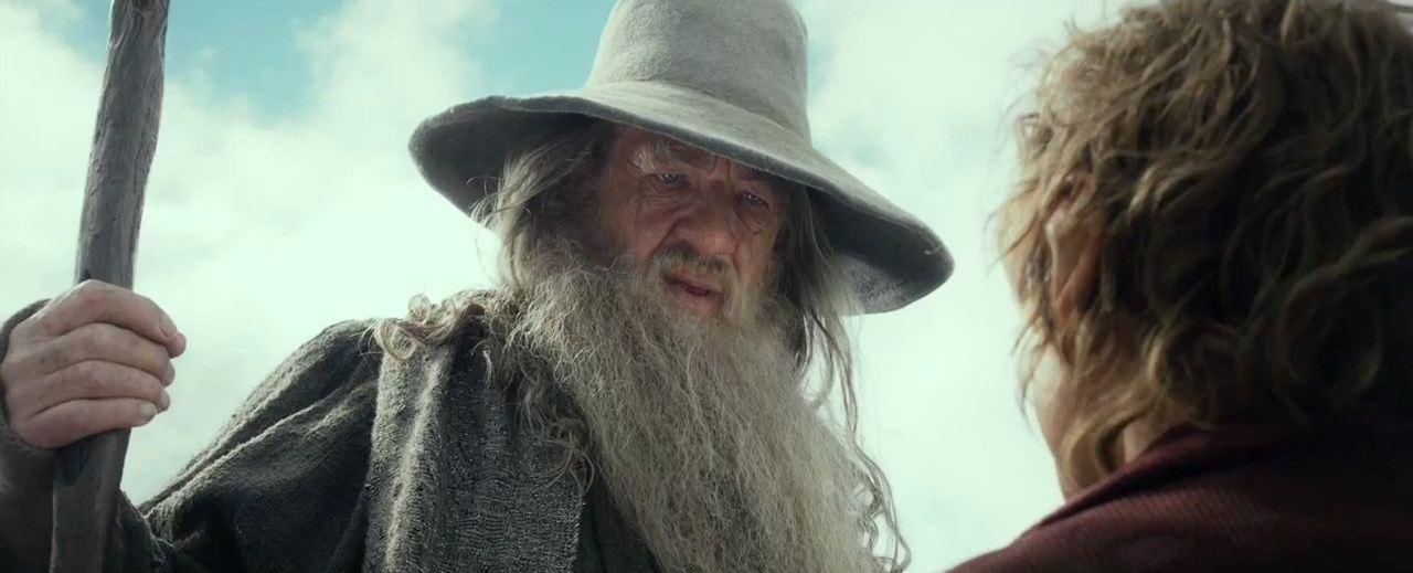 Lo Hobbit - La desolazione di Smaug di Peter Jackson con Ian McKellen, Martin Freeman, Richard Armitage, Ken Stott, Evangeline Lilly, Cate Blanchett streaming 26 Lo Hobbit La desolazione di Smaug frasi citazioni e dialoghi