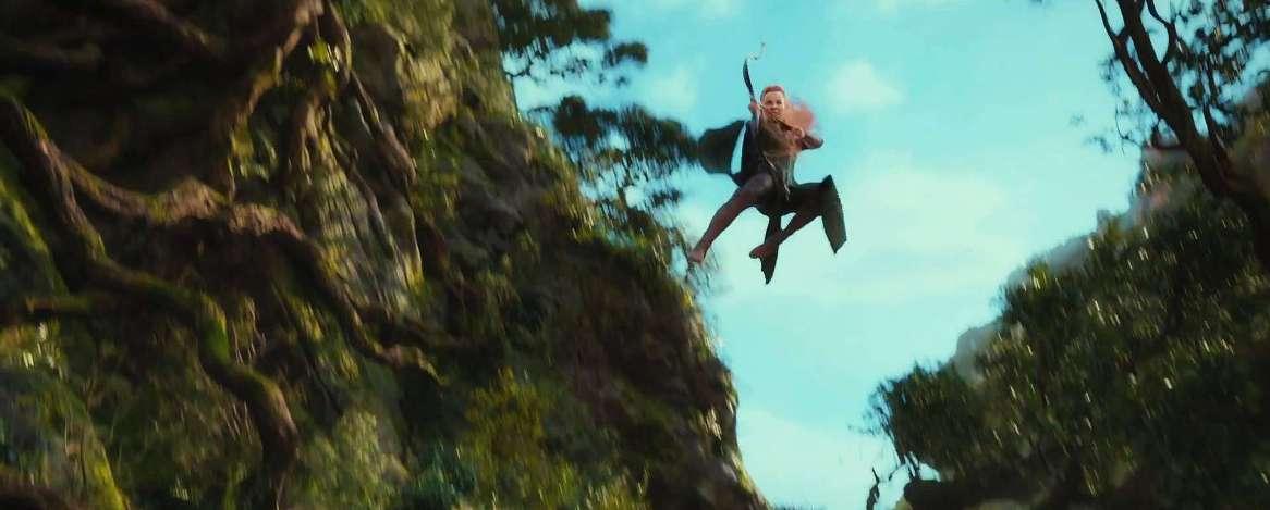 Lo Hobbit - La desolazione di Smaug di Peter Jackson con Ian McKellen, Martin Freeman, Richard Armitage, Ken Stott, Evangeline Lilly, Cate Blanchett streaming 61 Lo Hobbit La desolazione di Smaug frasi citazioni e dialoghi