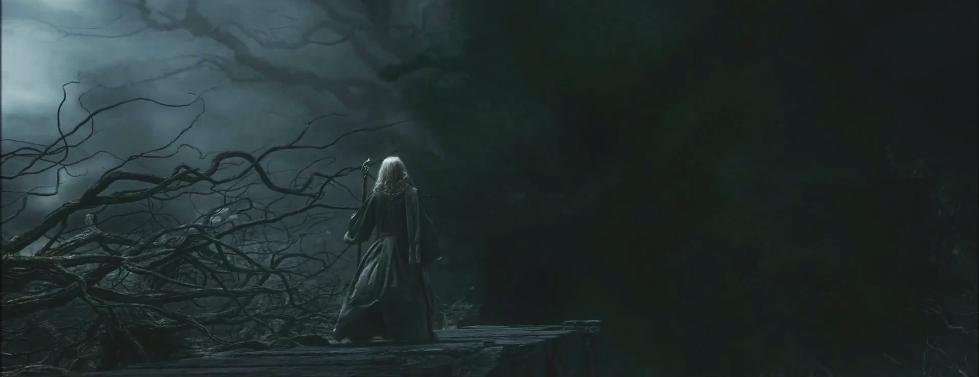 Lo Hobbit - La desolazione di Smaug di Peter Jackson con Ian McKellen, Martin Freeman, Richard Armitage, Ken Stott, Evangeline Lilly, Cate Blanchett streaming Dol Guldur 6  Lo Hobbit La desolazione di Smaug frasi citazioni e dialoghi