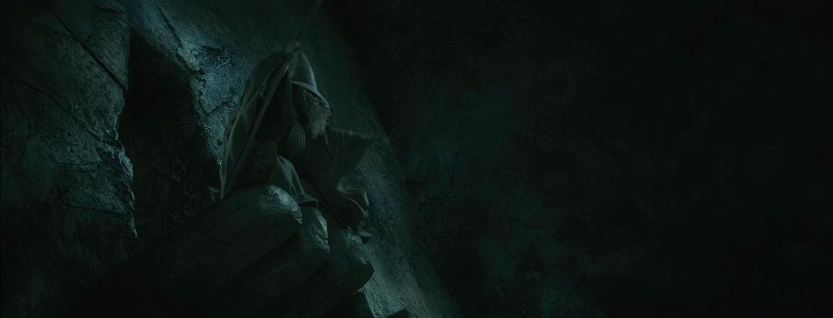 Lo Hobbit - La desolazione di Smaug di Peter Jackson con Ian McKellen, Martin Freeman, Richard Armitage, Ken Stott, Evangeline Lilly, Cate Blanchett streaming Gandalf 1 Lo Hobbit La desolazione di Smaug frasi citazioni e dialoghi